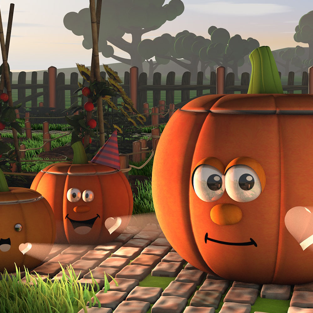 World Vision: Pumpkin  Hero's