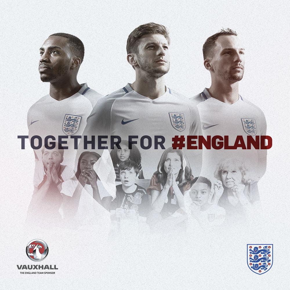 FA : Together for England